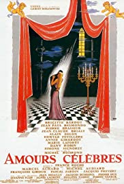 Famous Love Affairs Poster