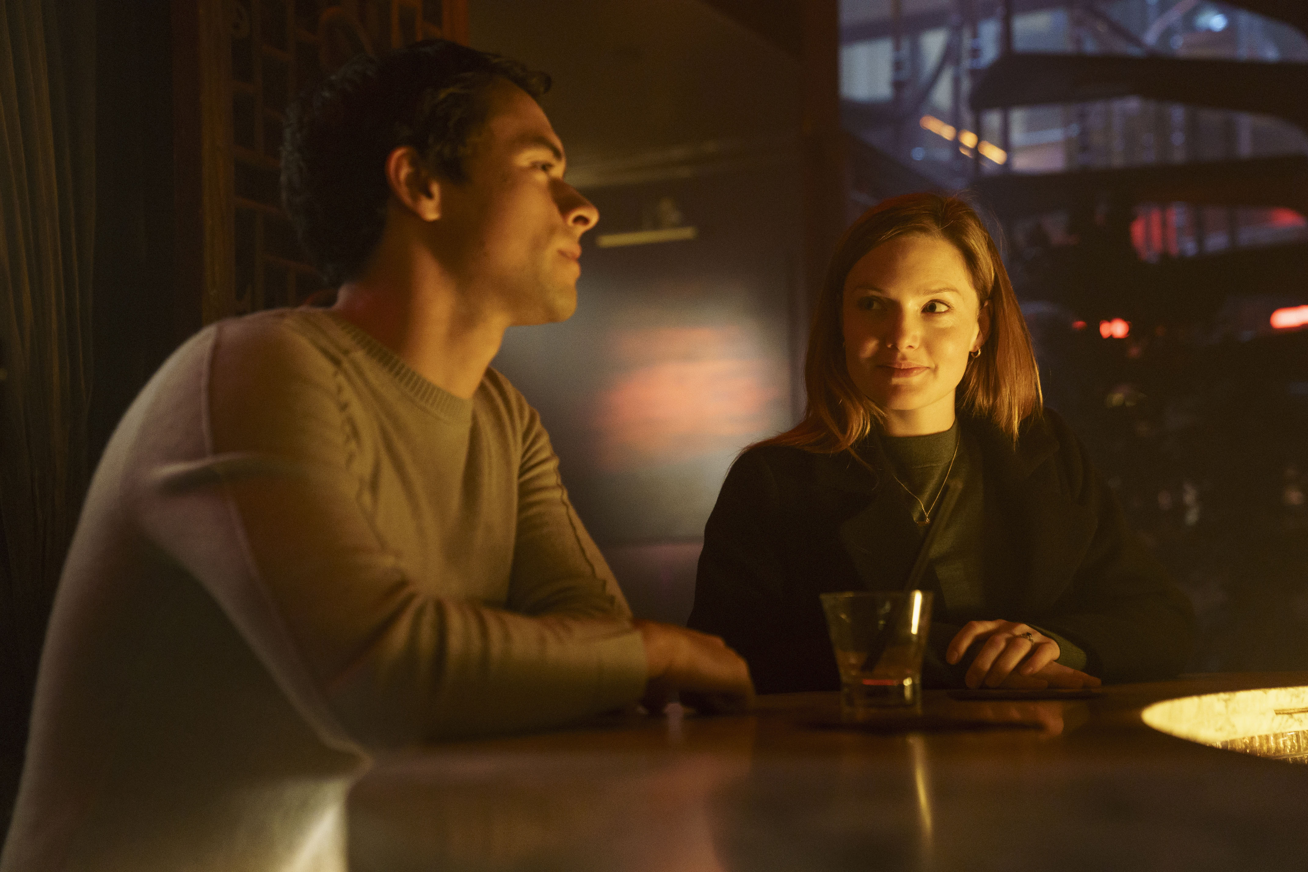 Holliday Grainger and Adam Long in Lethal White: Part 4 (2020)