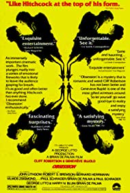 Obsession (1976) Poster - Movie Forum, Cast, Reviews