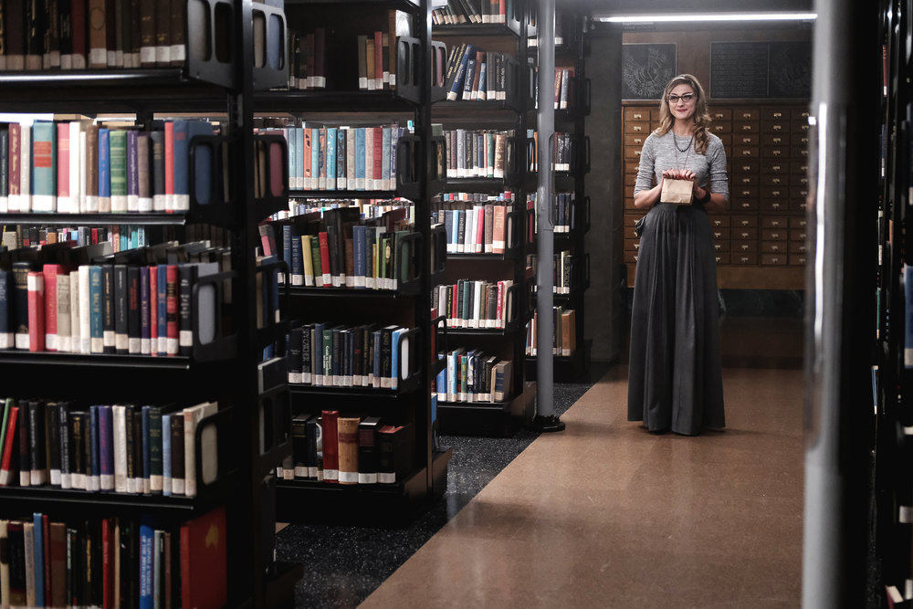 Mageina Tovah in The Magicians (2015)