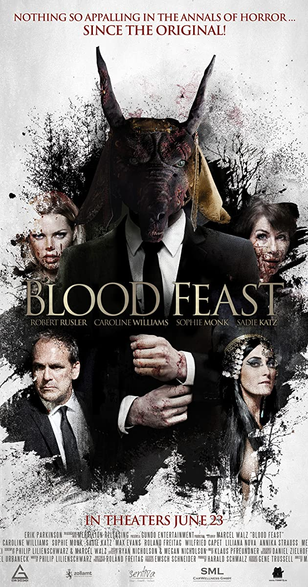 Subtitle of Blood Feast