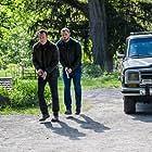 Julian McMahon and Kellan Lutz in Chattaboogie (2021)