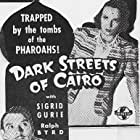 Ralph Byrd and Sigrid Gurie in Dark Streets of Cairo (1940)