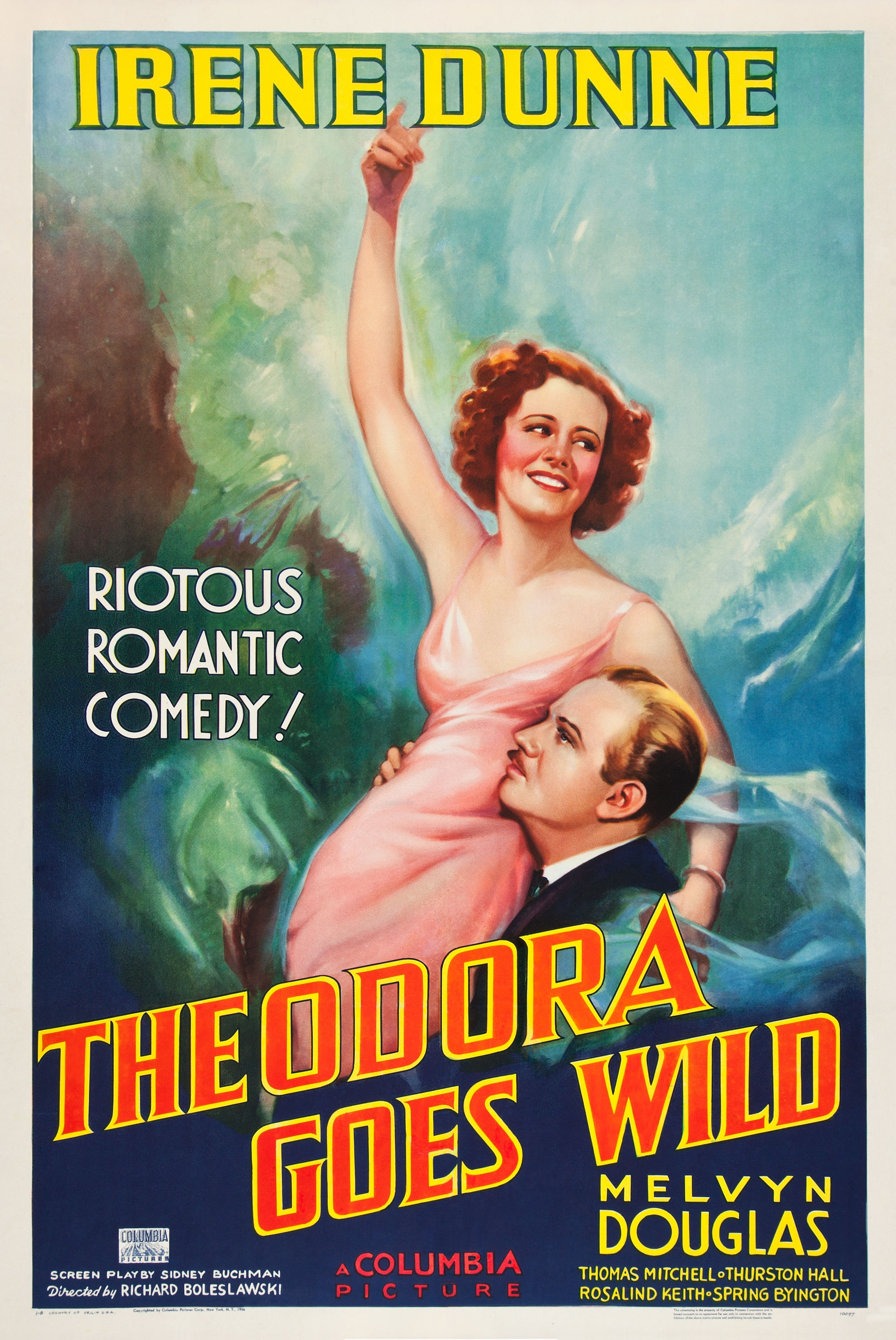 Go Wild In The Country - A Romantic Comedy