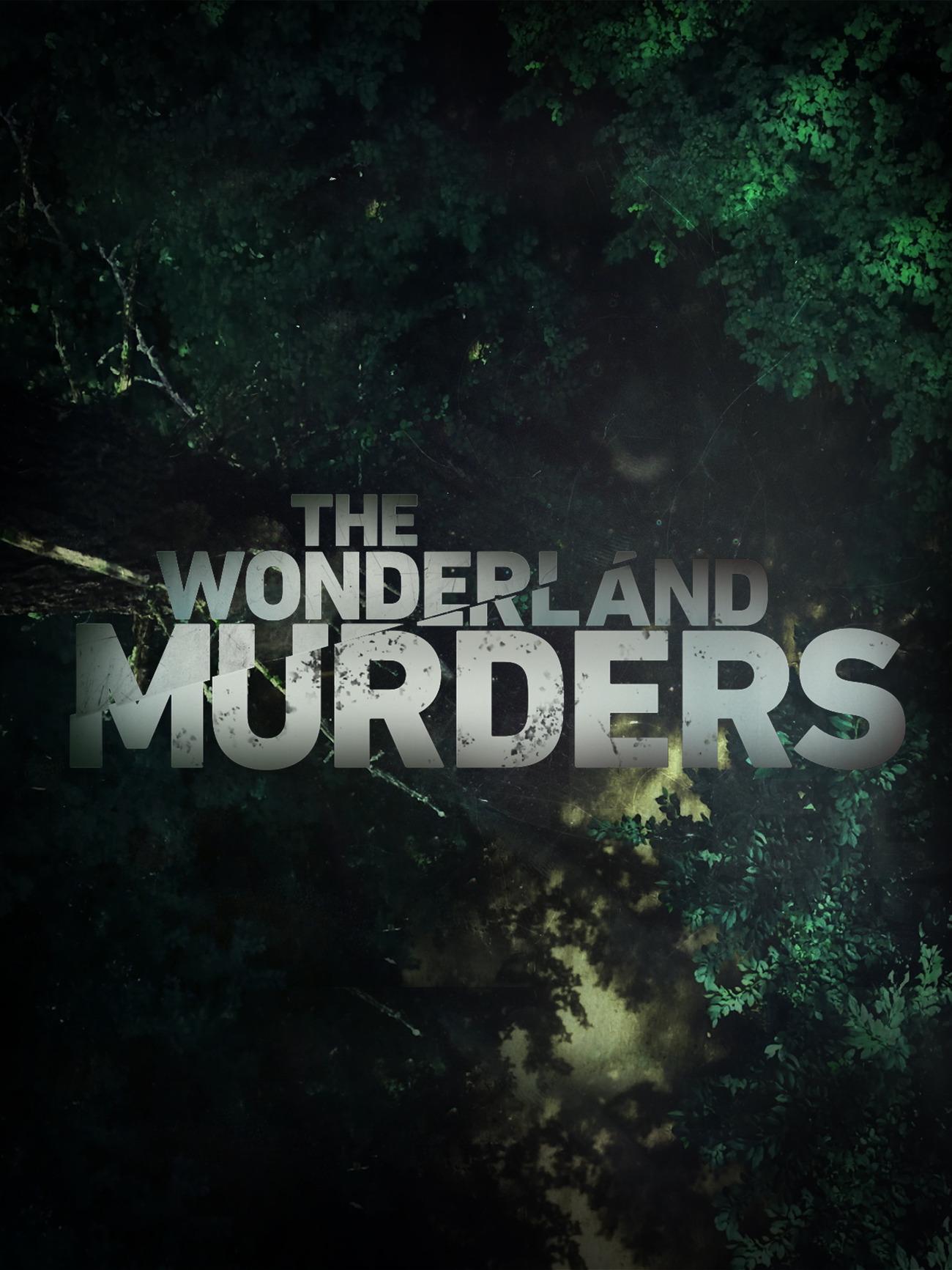 The Wonderland Murders Tv Series 2018 Imdb