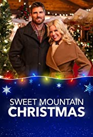 Sweet Mountain Christmas Poster