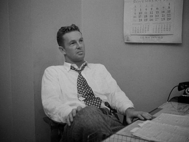 Sterling Hayden in Crime Wave (1953)