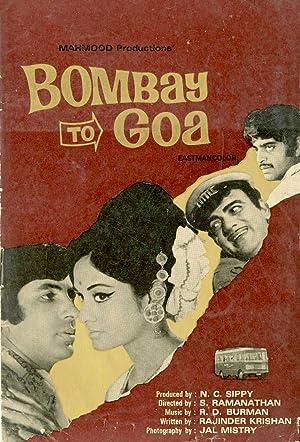 Where to stream Bombay to Goa