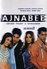Ajnabee Poster