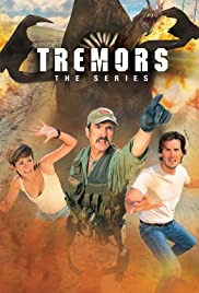Tremors Poster