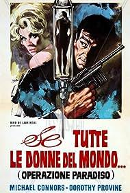Se tutte le donne del mondo... (Operazione Paradiso) (1966) Poster - Movie Forum, Cast, Reviews