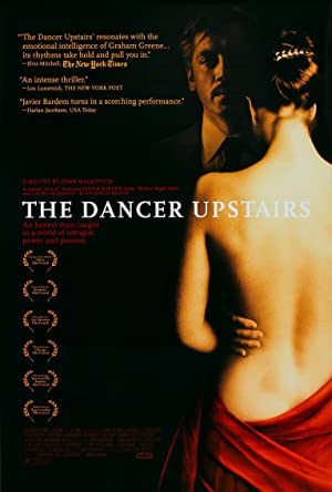 Where to stream The Dancer Upstairs