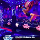 David Burnell IV at an event for Ninja Warrior Germany (2016)