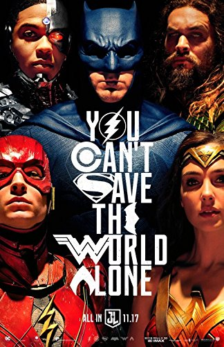 Justice League 2017 Dual Audio In Hindi English 720p BluRay