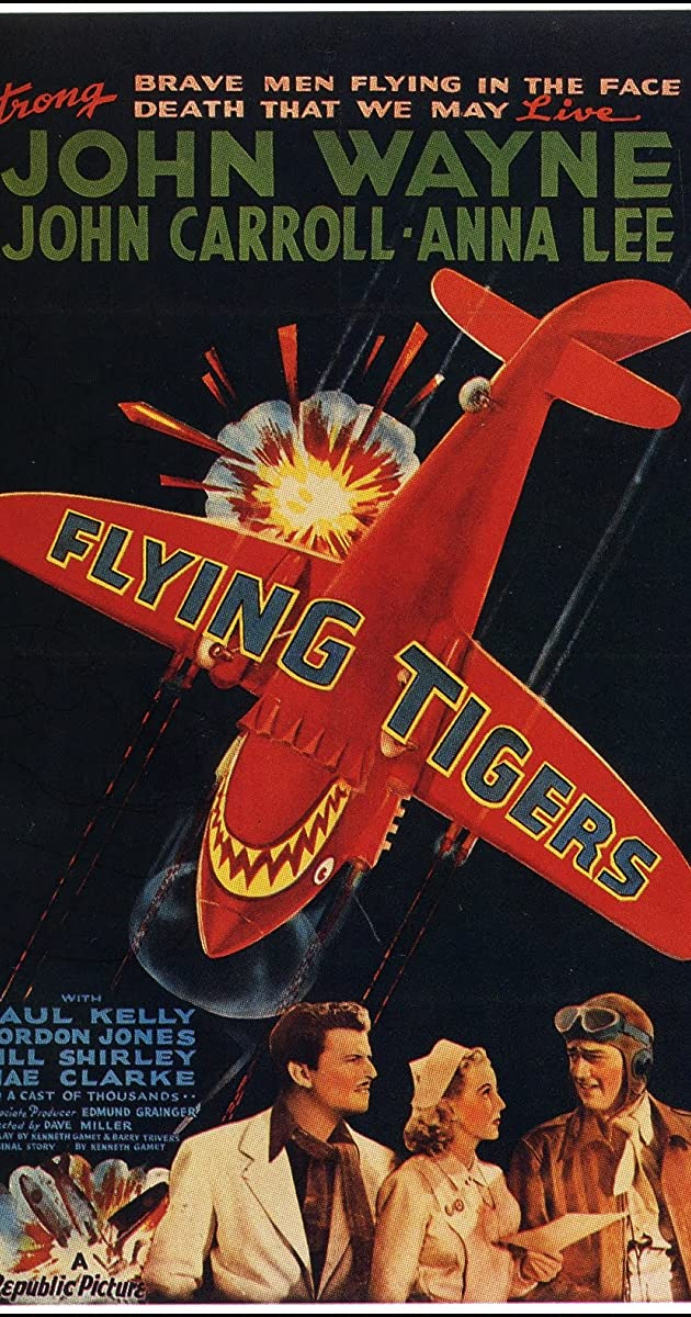 Subtitle of Flying Tigers
