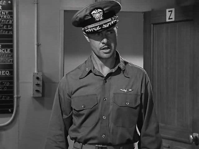 Don Ameche in Wing and a Prayer (1944)