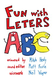 Fun with Letters Poster