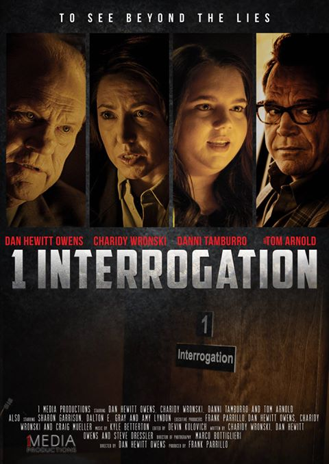 1 Interrogation (2019) Dual Audio Hindi 300MB WEBRip 480p Full Movie