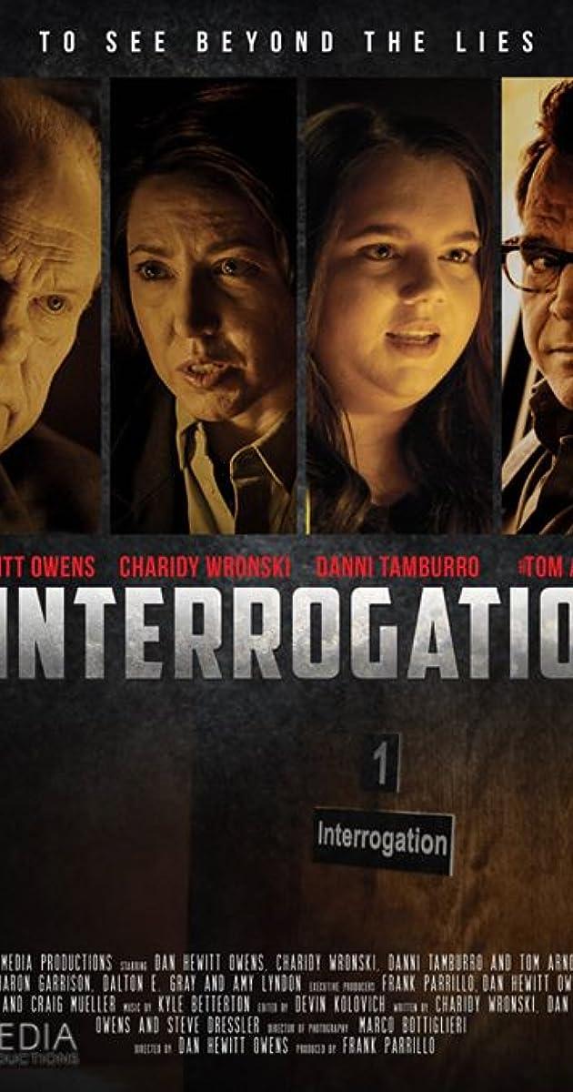 Subtitle of 1 Interrogation