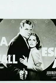 Brenda Marshall and Joel McCrea in Espionage Agent (1939)