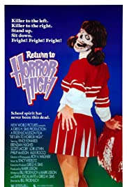 Return to Horror High(1987) Poster - Movie Forum, Cast, Reviews