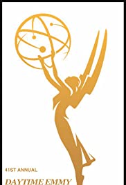 The 41st Annual Daytime Emmy Awards Poster