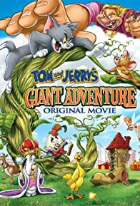 Primary photo for Tom and Jerry's Giant Adventure