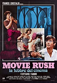 Movie Rush - La febbre del cinema Poster