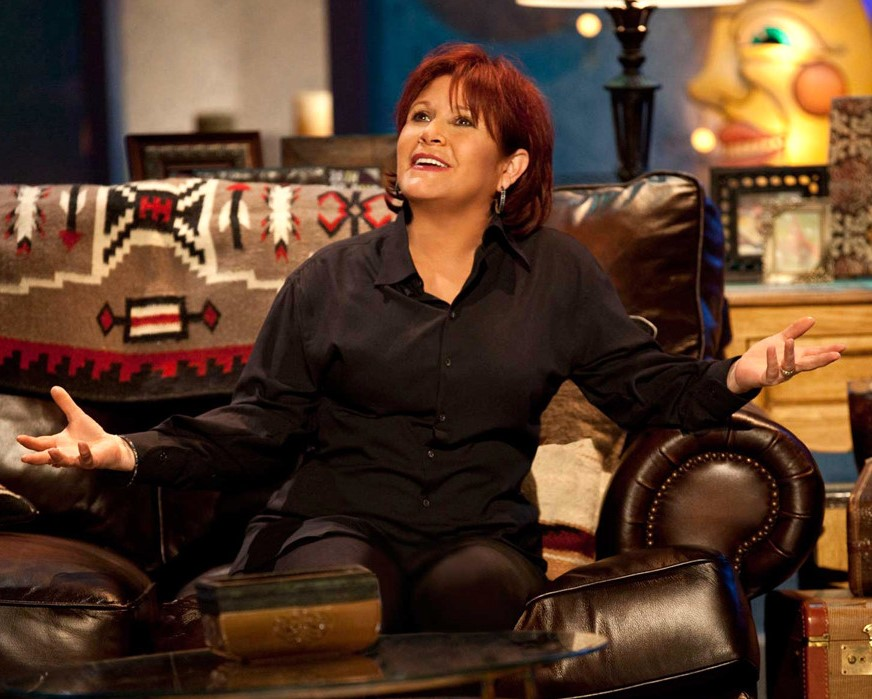 Carrie Fisher in Carrie Fisher: Wishful Drinking (2010)