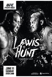 UFC Fight Night: Lewis vs. Hunt