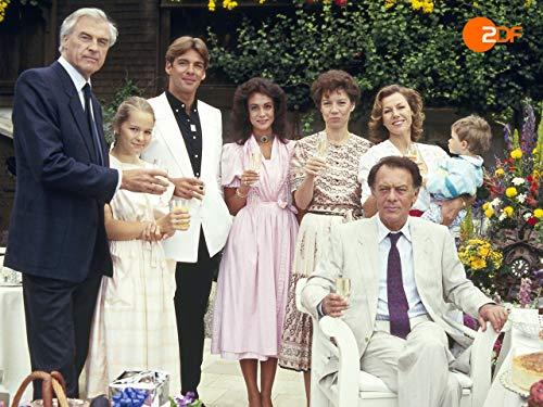 Gaby Dohm, Evelyn Hamann, Sascha Hehn, Barbara Wussow, Klausjürgen Wussow, Andreas Winterhalder, and Angelika Reißner in Die Schwarzwaldklinik (1985)
