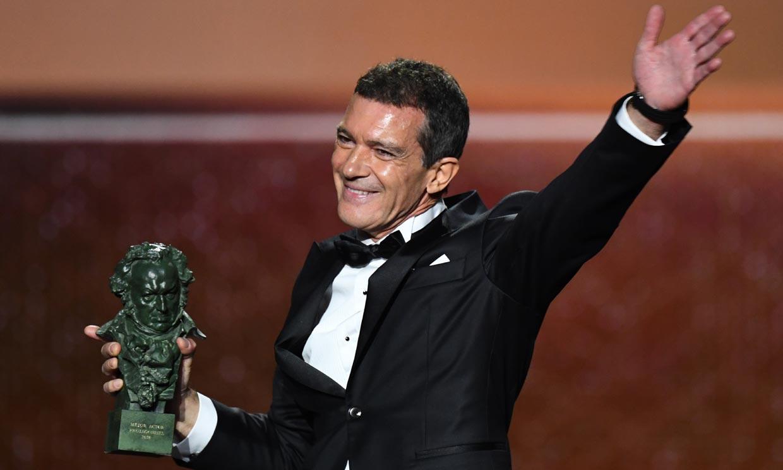 Antonio Banderas in Premios Goya 34 edición (2020)