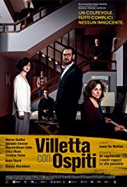 Guests in the Villa Poster