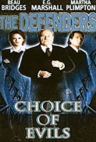 Primary photo for The Defenders: Choice of Evils