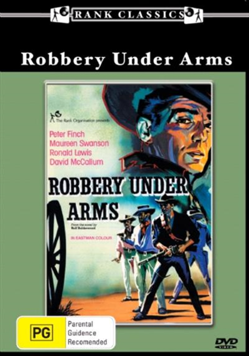 Robbery Under Arms (1957)