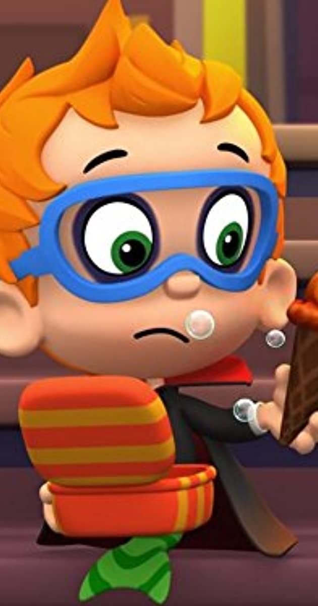 u0026quot bubble guppies u0026quot  trick