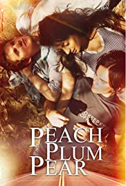 Peach Plum Pear Poster