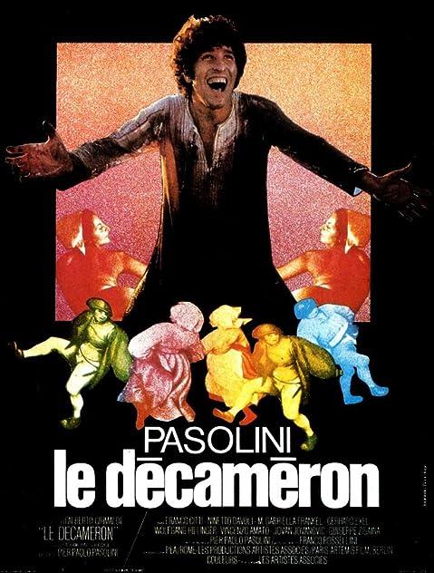 Films en caja tonta: DECAMERÓN, EL (Decamerone, il) (Italia, 1971) Erótico