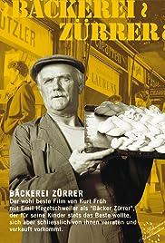 Bäckerei Zürrer Poster