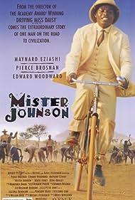 Maynard Eziashi in Mister Johnson (1990)
