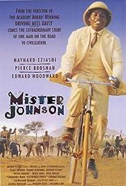 Mister Johnson(1990) Poster - Movie Forum, Cast, Reviews