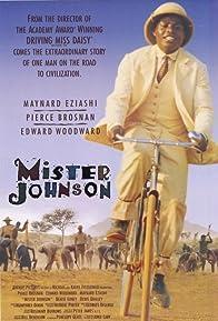 Primary photo for Mister Johnson