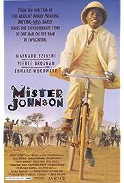 Download Mister Johnson (1991) Movie