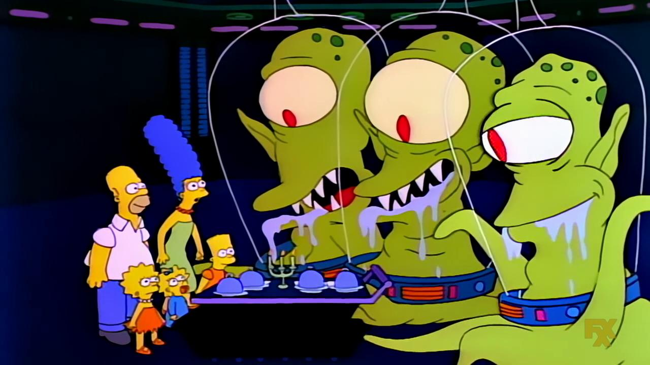 "The Simpsons"" Treehouse of Horror (TV Episode 1990) - IMDb"