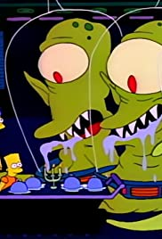 Halloween Simpsons Treehouse Of Horror.The Simpsons Treehouse Of Horror Tv Episode 1990 Imdb