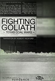 Fighting Goliath: Texas Coal Wars Poster