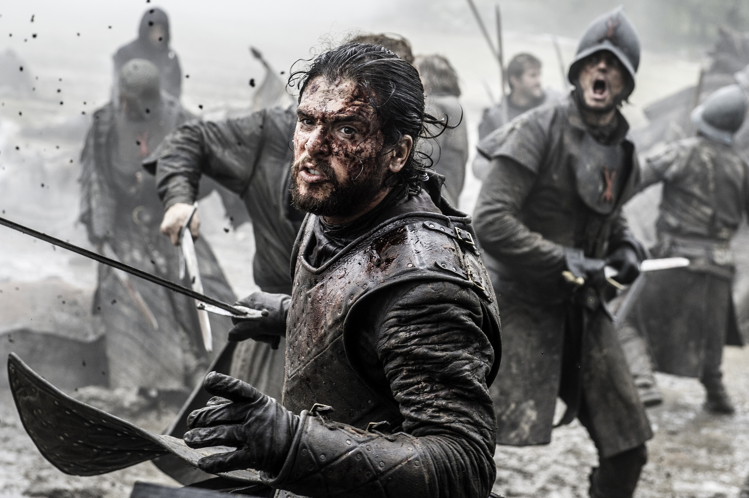 Game Of Thrones Battle Of The Bastards Tv Episode 2016 Imdb