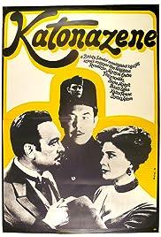 Katonazene Poster