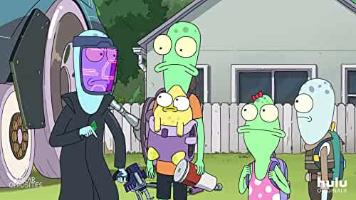"RIYL ""Rick and Morty"""