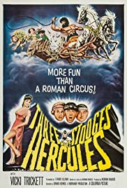 The Three Stooges Meet Hercules(1962) Poster - Movie Forum, Cast, Reviews